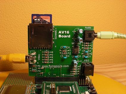 AV16 board