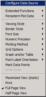 DMCI context menu