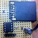 Single chip Audio Player