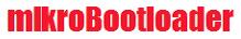 mikrobootloader logo