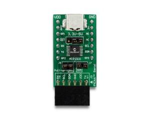 MCP2221 breakout board